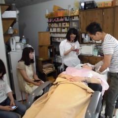 髪の悩み相談会&洗い方教室    2016/7/18